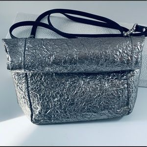 Daniella Lehavi Made in Israeli Lunchbag Metallic